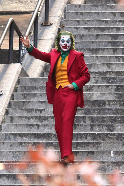 32121 - Concluye el rodaje de 'Joker' y estas son las últimas fotos del set