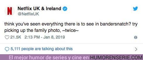 33501 - Netflix da la clave para desbloquear una escena de Black Mirror: Bandersnatch
