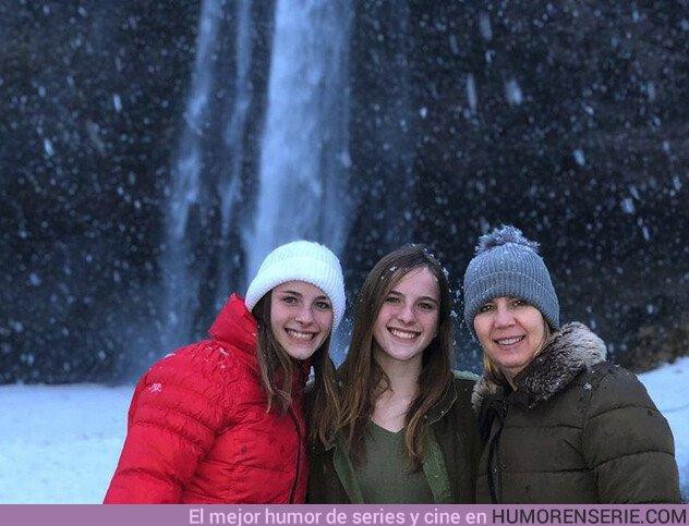 33534 - La hija de Ross y Rachel de Friends, acaba de cumplir 17 años