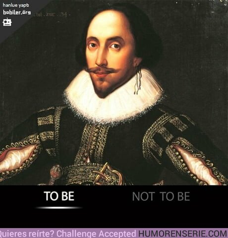 33607 - Shakespeare también miraba Bandersnatch