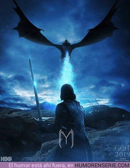 33944 - ¿Será este el destino que le espera a Jon Snow?