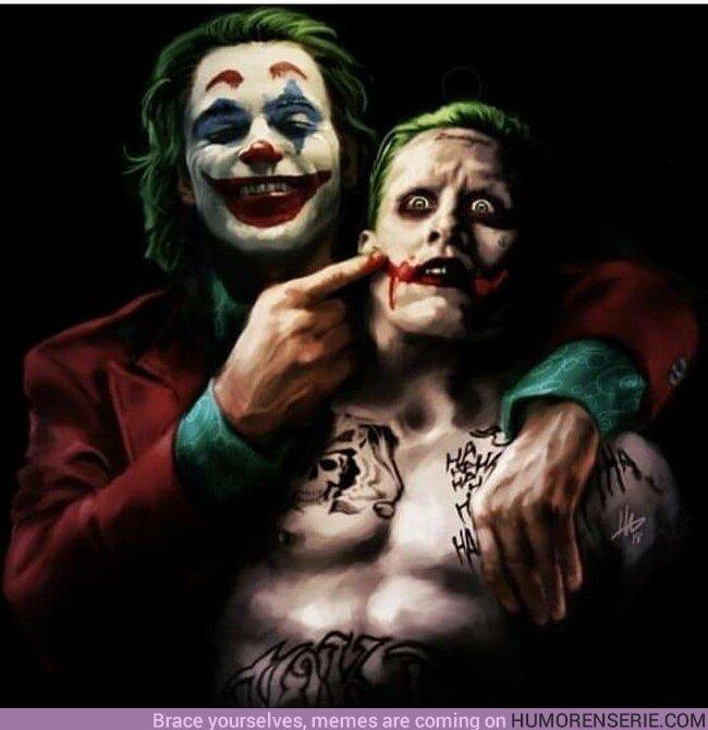 34081 - Esta debería ser la portada de la peli Joker