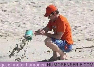 35256 - Imagen filtrada de Iron-Man pasando un día de playa con Spider-man
