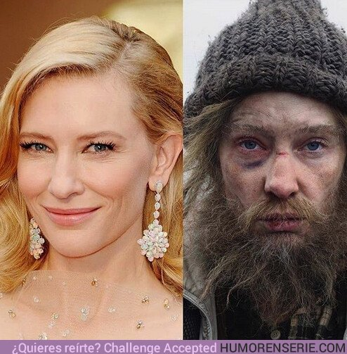 35282 - Imposible reconocer a Cate Blanchett