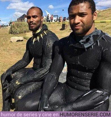 35617 - Un saludo a los especialistas de Black Panther. Unos héroes
