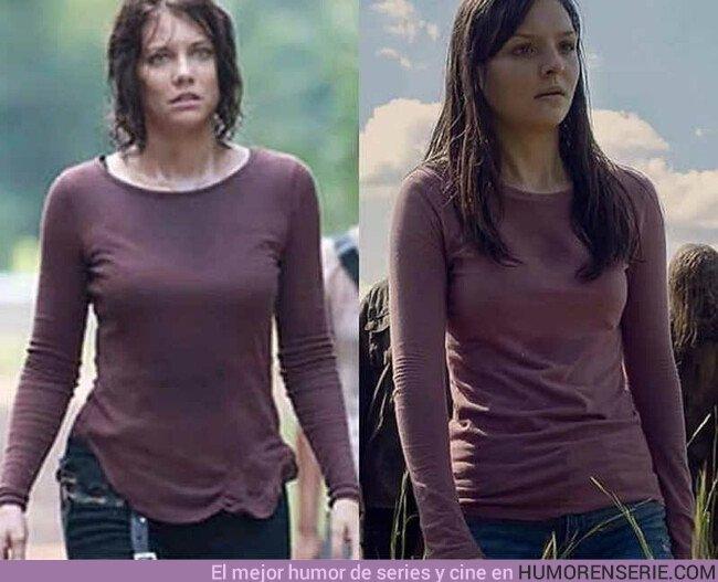 35668 - ¿Notaste que Henry le dio la ropa de Maggie a Lydia?