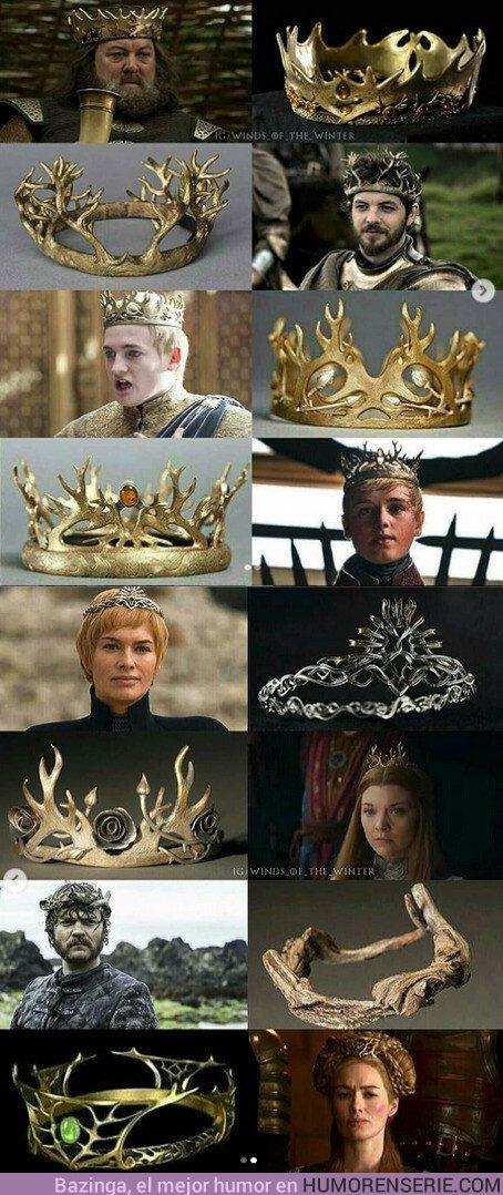 35965 - ¿A quién le queda mejor la corona?