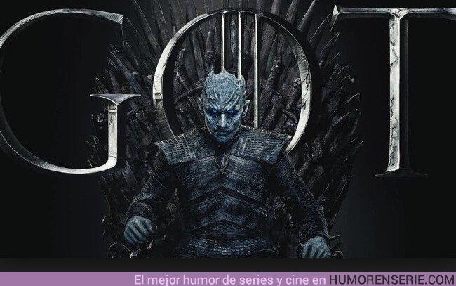 36471 - Los showrunners de Juego de Tronos han explicado por qué crearon al Rey de la Noche