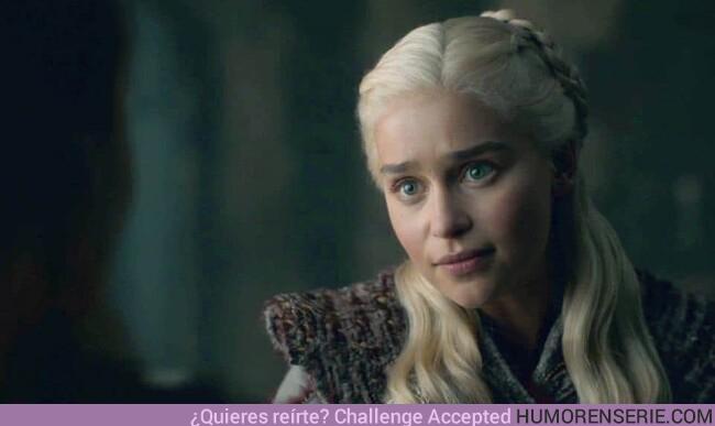37347 - Emilia Clarke defiende la reacción de Daenerys al enterarse de la gran revelación sobre Jon Nieve