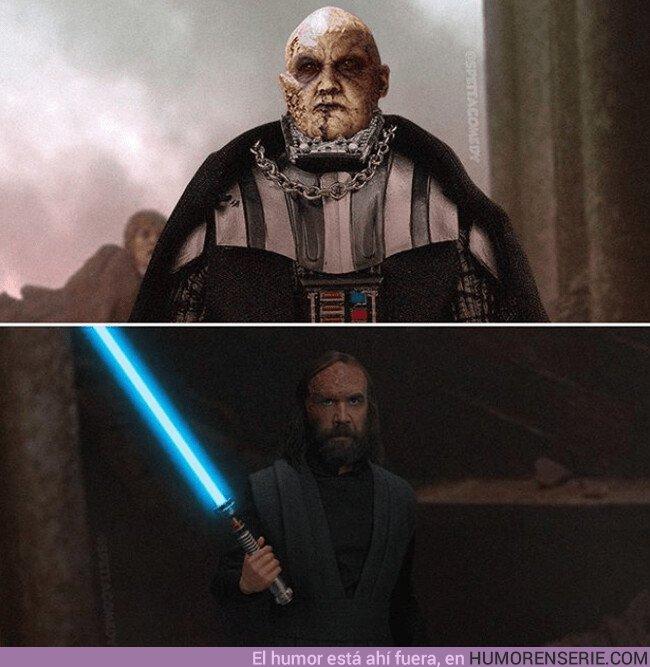 38154 - Un momento clásico de Star Wars visto desde Juego de Tronos