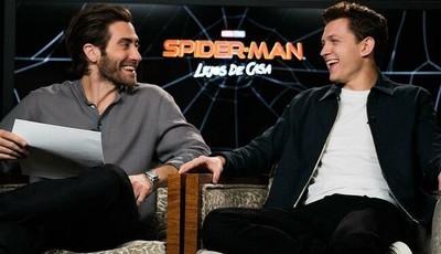 39544 - Tom Holland cuenta por qué fue una tortura ir al gimnasio con Jake Gyllenhaal