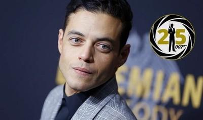 39786 - Rami Malek puso una condición para ser el villano de la nueva película de James Bond