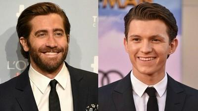 40595 - Tom Holland y Jake Gyllenhaal rodaron esta escena más de 40 veces porque no podían parar de reirse