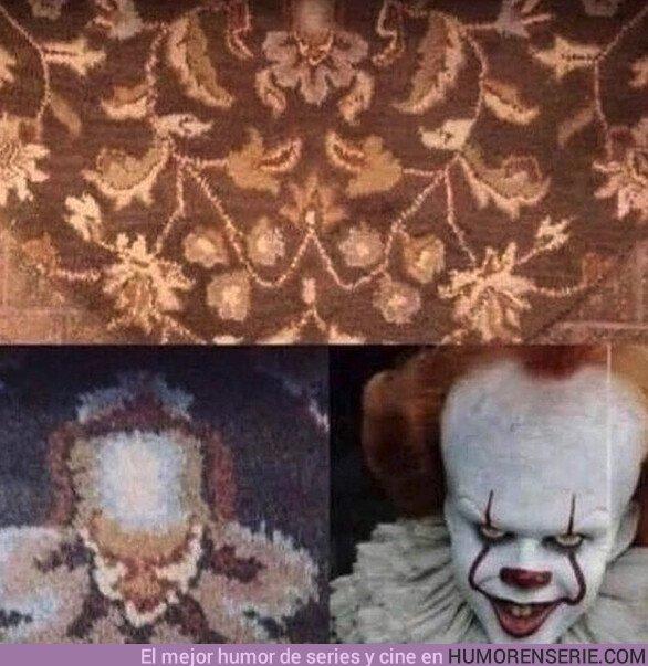 40886 - Te va a dar miedo mirar las paredes de casa de tu abuela