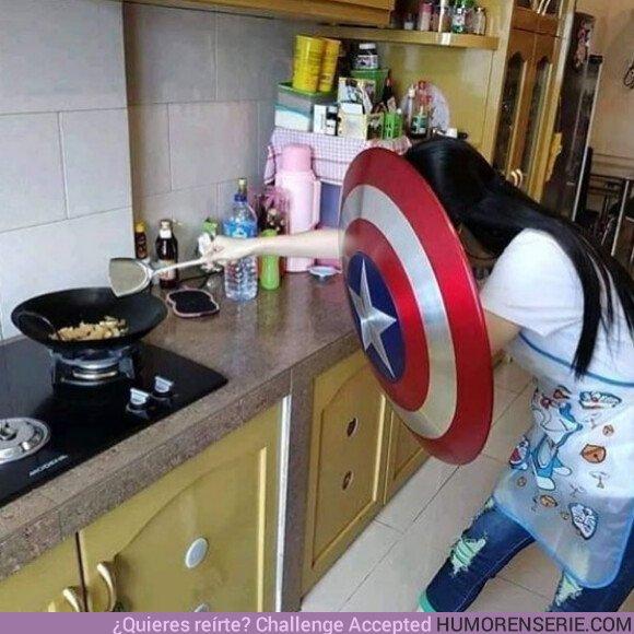 40943 - Yo cuando tengo que cocinar algo en casa