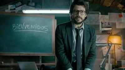 41023 - Álvaro Morte (El Profesor en La Casa de Papel) habla sobre la terrible enfermedad que superó