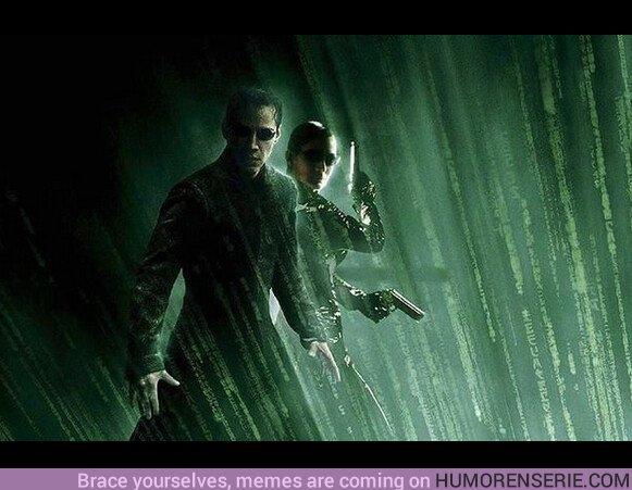 41301 - Que levanten la manos los emocionados con el regreso de Matrix