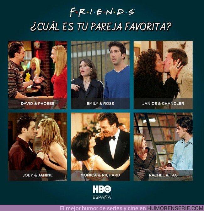 41468 - ¿Cuál es tu pareja favorita? Por HBO España