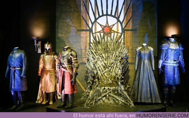 41900 - Todo lo que debes saber de la exposición de Juego de Tronos que está a punto de estrenarse en Madrid