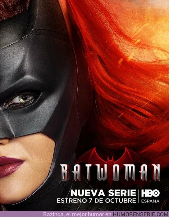 41958 - El momento de Batwoman ha llegado ¿La verás?