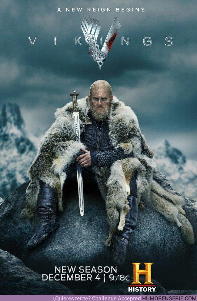 42815 - Vikings ya tiene fecha de regreso. 4 de diciembre