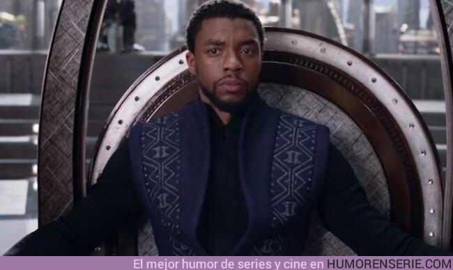 """43313 - El CEO de Disney: """"Black Panther' está a la altura de las películas de Scorsese y Coppola"""""""