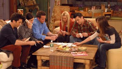 43958 - HBO está preparando un especial de Friends con los actores y creadores de la serie