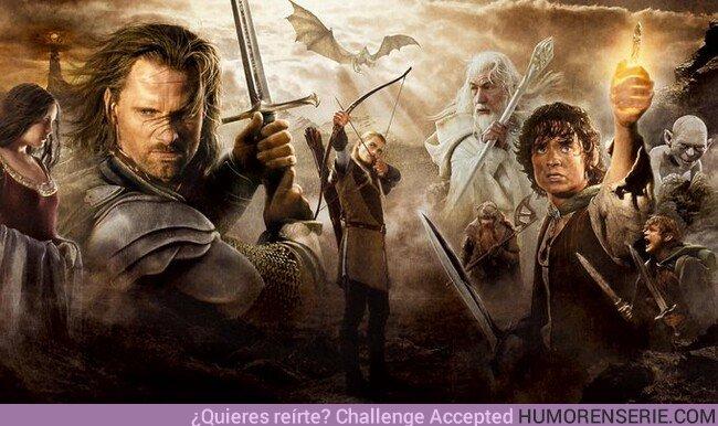 45033 - Hoy hace 16 años se estrenaba en cines El señor de los Anillos: El Retorno del Rey.