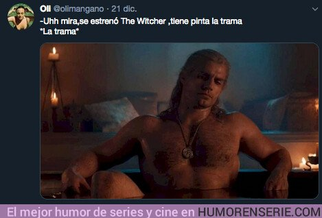45200 - La trama de The Witcher es una pasada