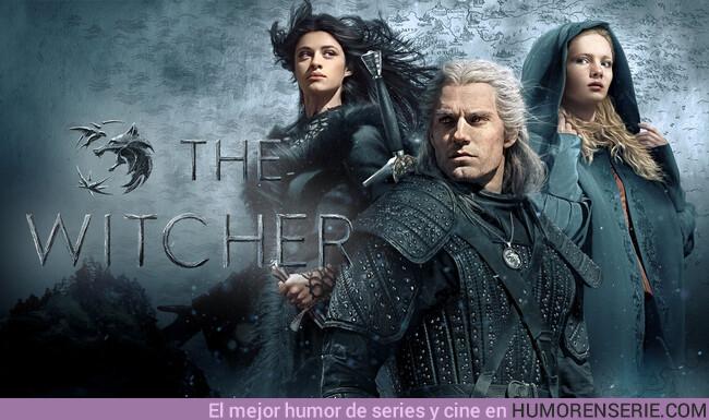 45526 - Este es el orden de lectura recomendado de los libros de The Witcher