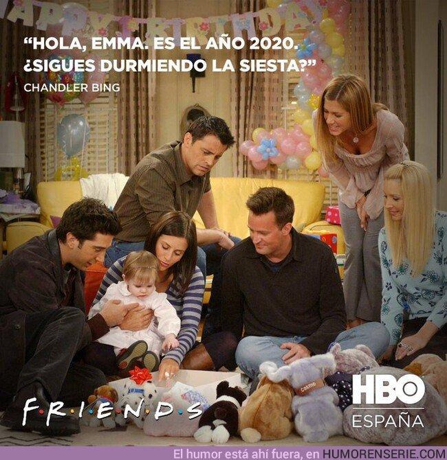45542 - De repente me siento MUY VIEJO. Por HBO España