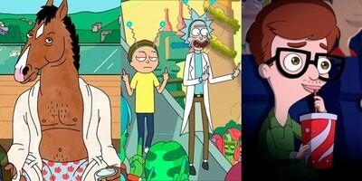 45858 - 10 series de animación para superar la ausencia de Rick y Morty