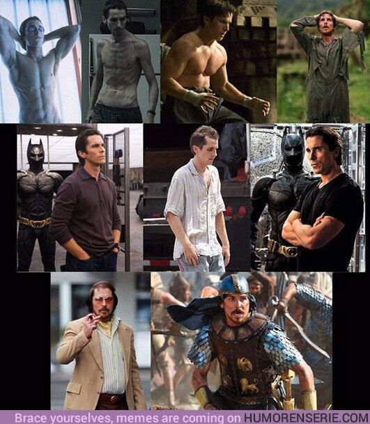 46692 - Las mil caras de Christian Bale