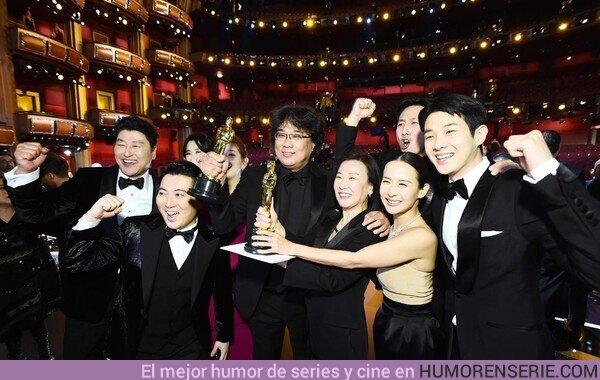 47135 - Parásitos hace historia al ganar el Oscar a Mejor Película. Estos fueron todos los ganadores de la noche