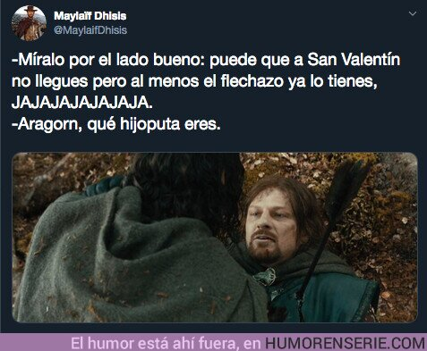 47438 - Este Aragorn es un loquillo