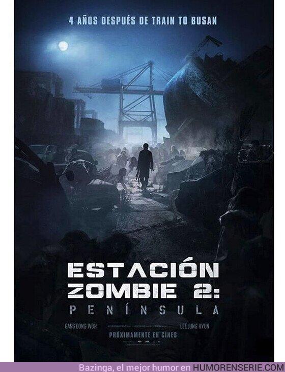 48115 - 4 años del primer brote de virus la historia de continúa, checa el primer póster oficial de #EstaciónZombie2