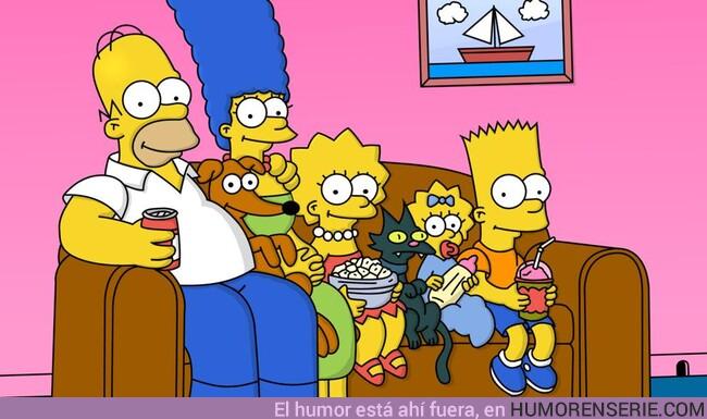 48247 - Si te volverías a ver TODOS los capítulos de Los Simpson te encantará saber esto