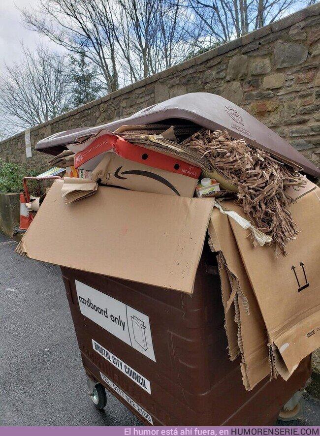53715 - ¡Joder con la crisis Covid! Jamás imaginé a Raphael viviendo en la basura..., por @DangerousYayos