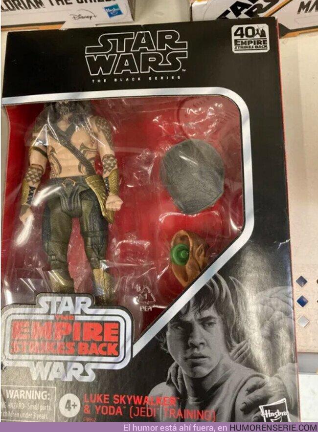 57687 - No recuerdo a Luke con ese traje