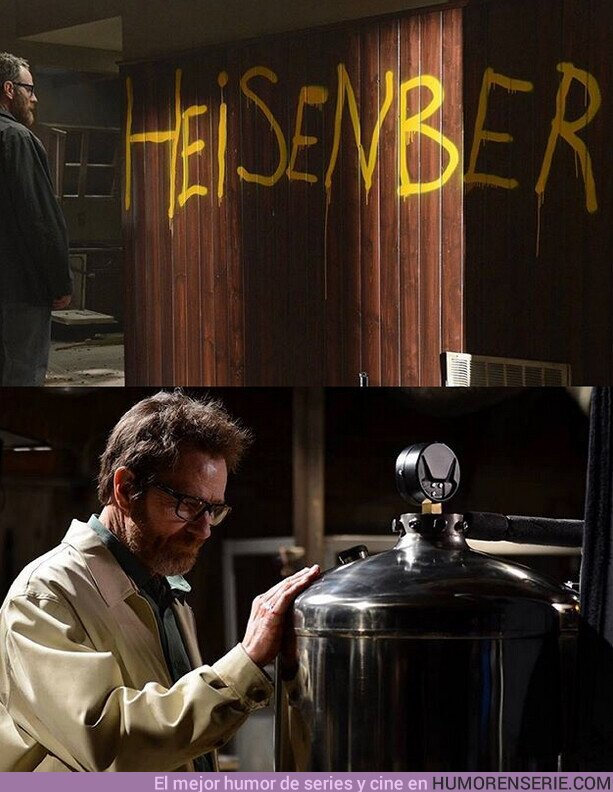 58668 - ¡Se cumplen 7 años del estreno del último capítulo de Breaking Bad: #Felina!