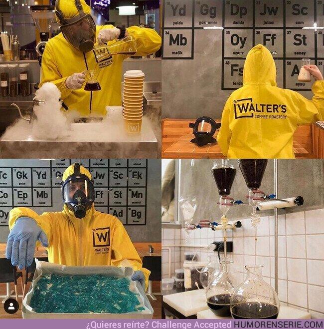 58868 - ¿Sabías que hay una cafetería inspirada en Breaking Bad?