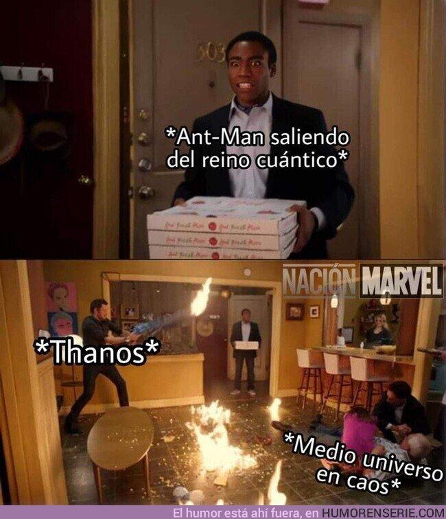 59989 - Así es como se sentió Ant-Man. Por @nacionmarvel