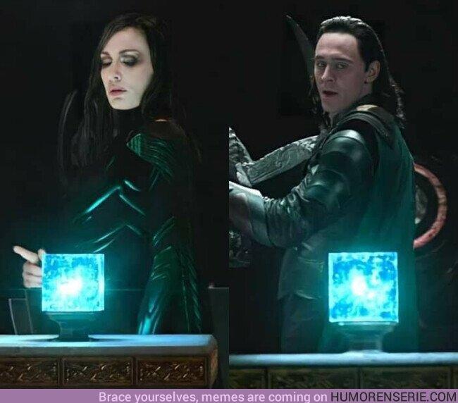 60052 - ¿Y si el adoptado es #Thor?