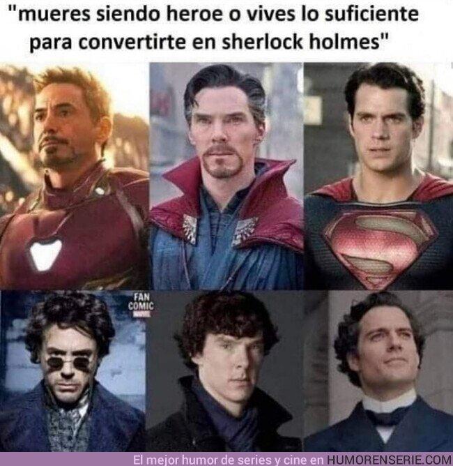 60365 - ¿Cuál es el mejor Sherlock?