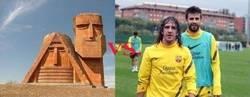 Enlace a Piqué y Puyol, la mejor pareja de centrales ya fue vaticinada hace cientos de años