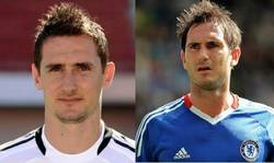 Enlace a Miroslav Klose vs Frank Lampard