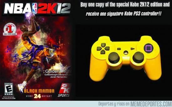 1750 - NBA 2k12 Kobe Edition