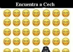 Enlace a Encuentra a Petr Cech