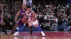 Enlace a Jeremy Lin demostrando sus estudios en Harvard