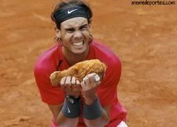Enlace a Rafa Nadal tras ganar Roland Garros